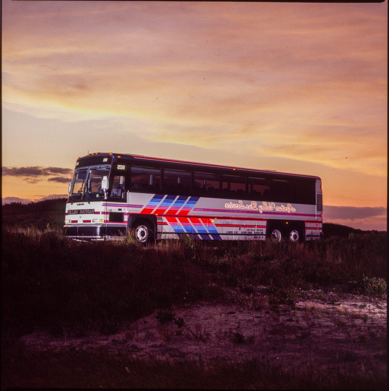 Tauck Tour Bus - James Schot